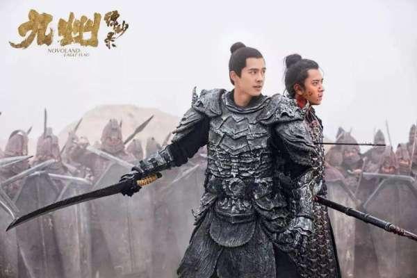 """《九州缥缈录》复播,后来的刘昊然还能""""居上""""么?"""