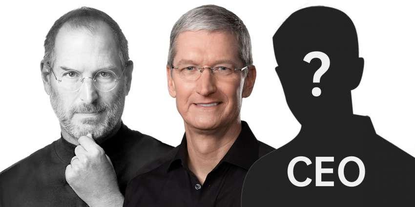把苹果交给库克,是福还是祸?